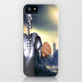 Hamlet Science-Fiction iPhone Case