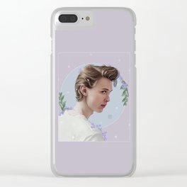 MEMENTO VIVERI Clear iPhone Case