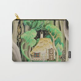 1925 Classical Masterpiece 'Hansel and Gretel by Brothers Grimm' by Kay Nielsen Carry-All Pouch