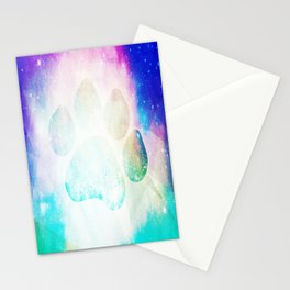Space Print Stationery Cards