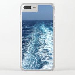 Gotta Jet Clear iPhone Case
