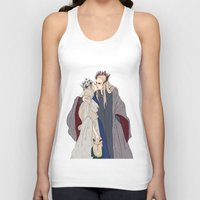 legolas Tank Tops featuring Mirkwood Family by Elithien