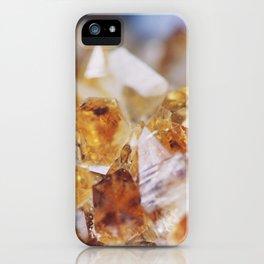 Citrine Light iPhone Case