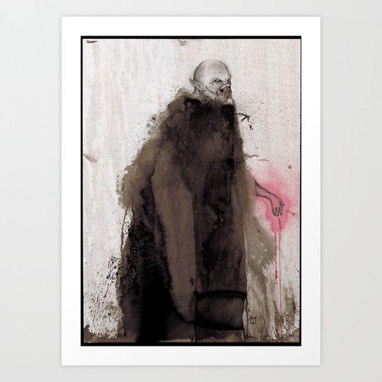 Vamp Art Print