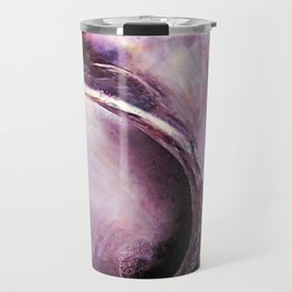 Nautical Abstract Travel Mug
