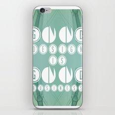 GDIGB iPhone & iPod Skin
