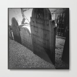 Salem Graves Metal Print