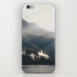 Doubtful Sound iPhone Skin