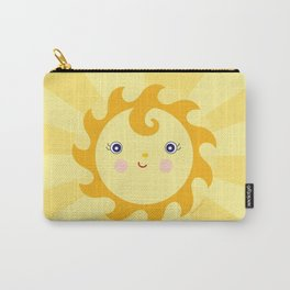 Sunny Sunshine Carry-All Pouch