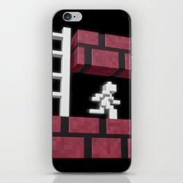Inside Lode Runner iPhone Skin