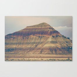 Petrified Desert Canvas Print