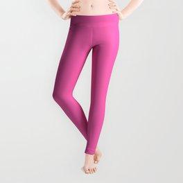 Beauty Powder Puff Pink - Line 5 Leggings