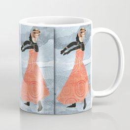 African Dancer 2 Coffee Mug
