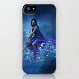 In the air iPhone Case