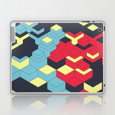 Two Sides A + B Laptop & iPad Skin