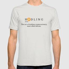 Bitcoin Hodling (BTC Hodl) T-shirt