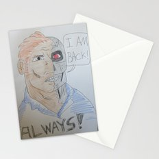 Bootleg Series: Cyborg Future Guy Stationery Cards