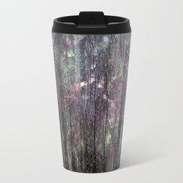 Sakura No Yuki ( Cherry Snow ) - Night Version Travel Mug