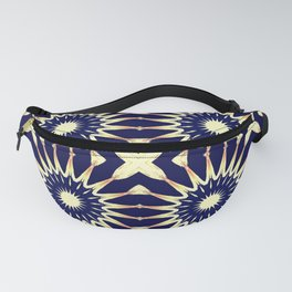 Tropic Floral Fanny Pack