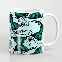 poison ivy Mugs featuring Poison Ivy by Mcbee Threads
