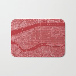 The Big Apple Bath Mat