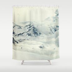Frozen Planet Shower Curtain