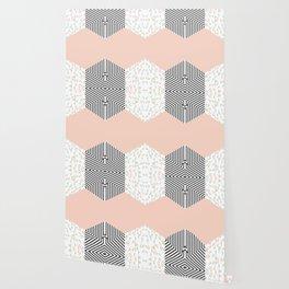 Pink Room #society6 #decor #buyart Wallpaper