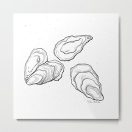 Mother of a pearl Metal Print