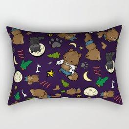 Baby Werewolf Rectangular Pillow
