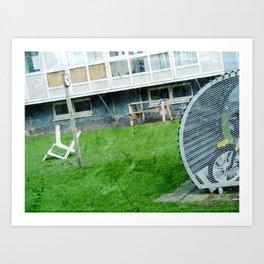 The Dutch Summer 2 Art Print
