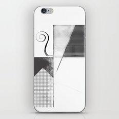 Sketch. (Nile #2) iPhone & iPod Skin