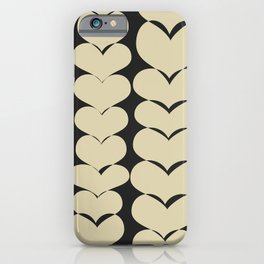 HEARTS TTY N15 iPhone Case