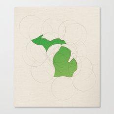 Michigan 26 Canvas Print