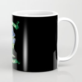 Vegan Brussel Sprouts Coffee Mug