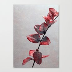 red leafs Canvas Print