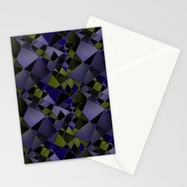 Geometric pattern.2 Stationery Cards