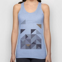 Adscititious No. 3 Unisex Tank Top