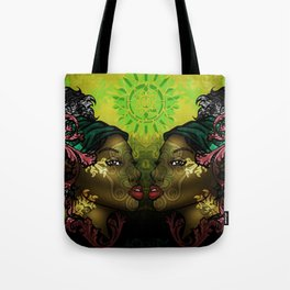 Ital Twins Tote Bag