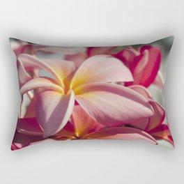 Pua Melia Ke Aloha Maui Hikina Rectangular Pillow