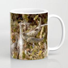 Milkweed Pods Bugs Coffee Mug