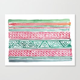 Tribal3 Canvas Print