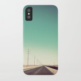 Just Drive iPhone Case