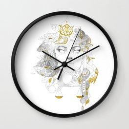 Korra II Wall Clock