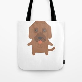 I Just Freaking Love Bloodhounds Tote Bag