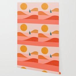 Abstraction_Sailing_Ocean_002 Wallpaper