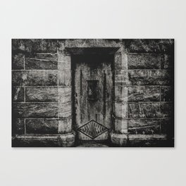 Time Tombs Canvas Print