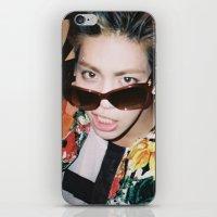 shinee iPhone & iPod Skins featuring Jonghyun - SHINee by Felicia