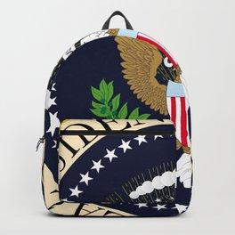 US Presidential Seal Backpack