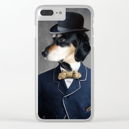 Gentleman Ben Clear iPhone Case