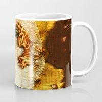 ramen Mugs featuring ramen by meredith w ochoa